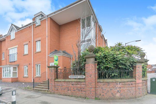 Thumbnail Flat for sale in Reddings Lane, Tyseley, Birmingham