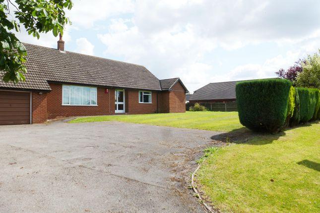 2 bed detached bungalow to rent in Main Road, Anslow, Burton-On-Trent DE13