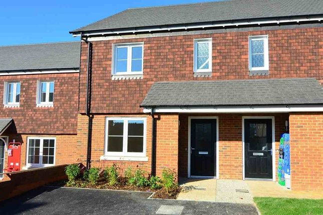 Thumbnail Semi-detached house to rent in Longbeech Park, Canterbury Road, Charing, Ashford