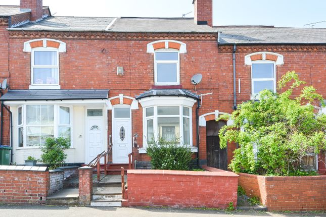 Thumbnail Terraced house for sale in Pargeter Road, Bearwood