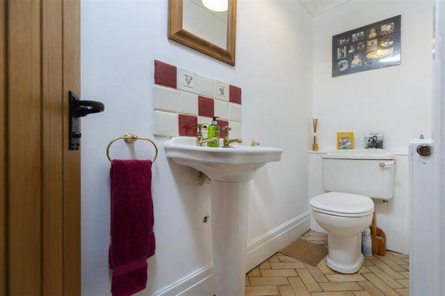 Cloakroom WC of Burn Road, Birchencliffe, Huddersfield HD2
