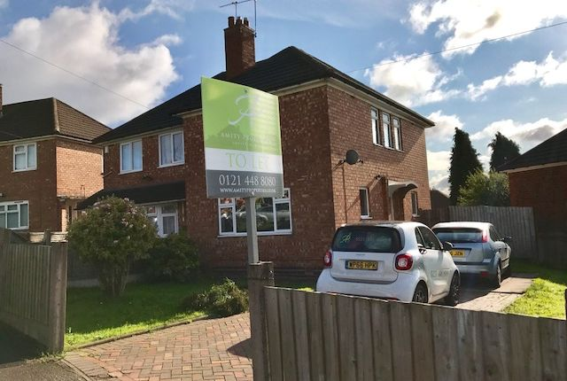 Thumbnail Terraced house to rent in Kettlehouse Road, Birmingham