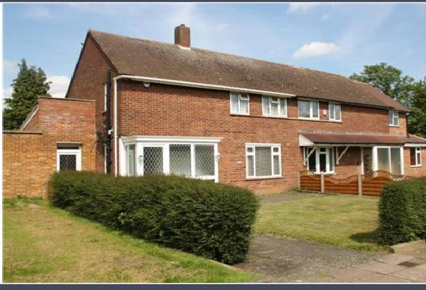Thumbnail Semi-detached house to rent in Whipperley Way, Luton