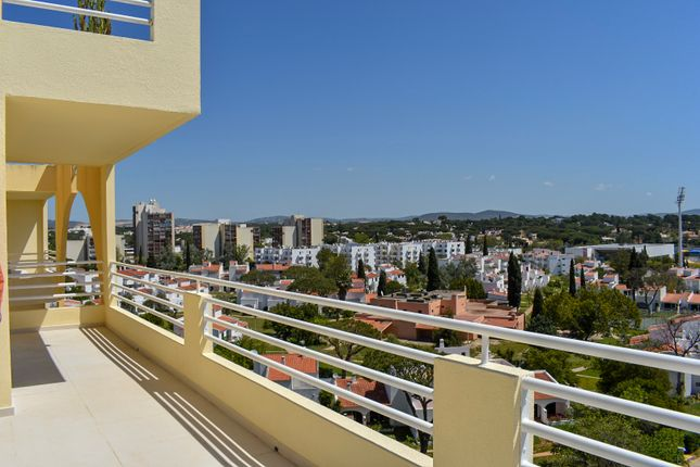 City View of Avenida Tivoli, Edificio Europa, Vilamoura, Loulé, Central Algarve, Portugal