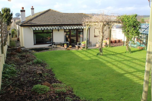 Thumbnail Detached bungalow for sale in Vinery Lane, Elburton, Plymstock, Plymouth, Devon