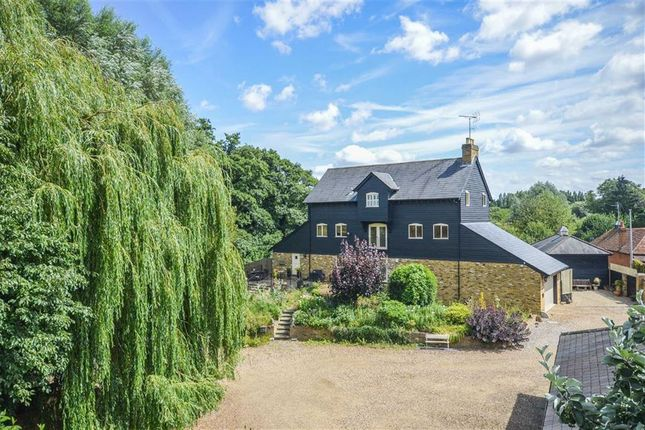 Thumbnail Detached house for sale in Ermine Street, Thundridge, Hertfordshire