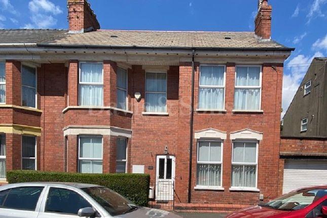 Thumbnail Maisonette for sale in Ombersley Road, Off Bassaleg Road, Newport.