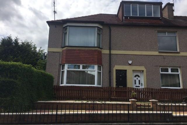 Thumbnail Semi-detached house to rent in Sighthill Terrace, Edinburgh