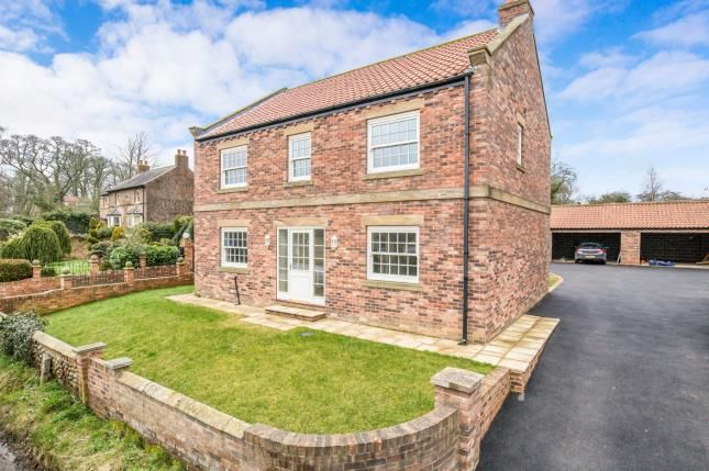 Thumbnail Detached house for sale in Oak Road, Cowthorpe, Wetherby, West Yorkshire