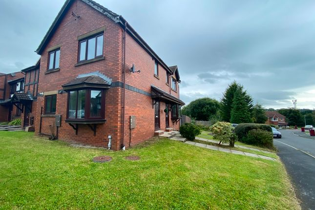 Thumbnail Semi-detached house to rent in Regents View, Blackburn