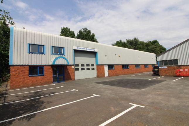 Thumbnail Warehouse for sale in Lifford Lane, Birmingham