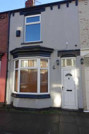 2 bed terraced house to rent in Kildare Street, Middlesbrough TS1