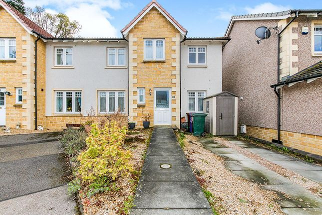 Thumbnail Semi-detached house for sale in Chandlers Rise, Elgin, Moray