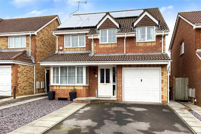 Thumbnail Detached house for sale in Linnet Close, Littlehampton, West Sussex