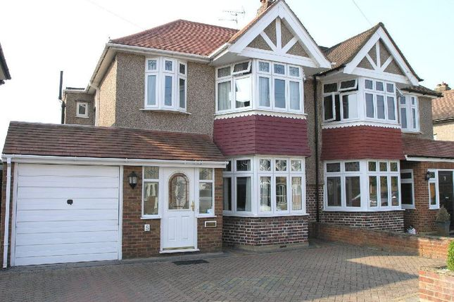 Thumbnail Semi-detached house for sale in Fairfield Avenue, Whitton, Twickenham