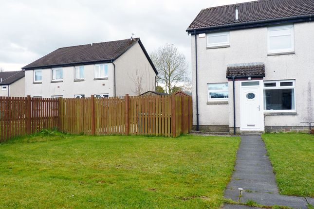 Thumbnail Terraced house for sale in Manse View, Newarthill, Motherwell