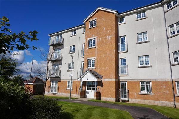 Thumbnail Flat to rent in Stewartfield Gardens, East Kilbride