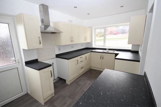 Thumbnail Property to rent in Wiclif Way, Nuneaton