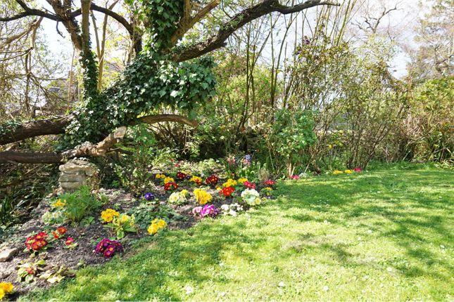 Garden of Stockwell Lane, Woodmancote, Cheltenham GL52