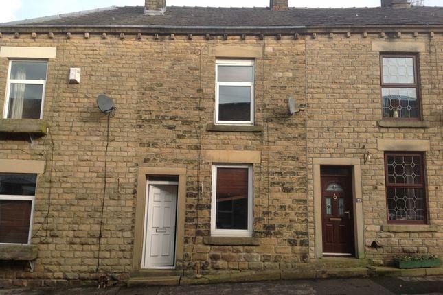 Thumbnail Terraced house for sale in 51 Platt Street, Glossop, Derbyshire