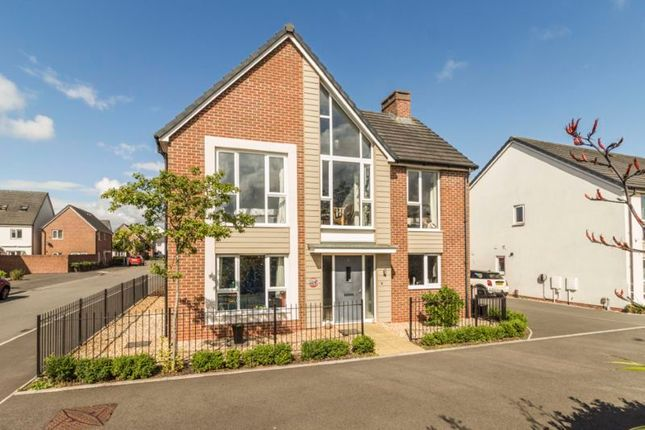 Thumbnail Detached house for sale in Spencer Way, Newport