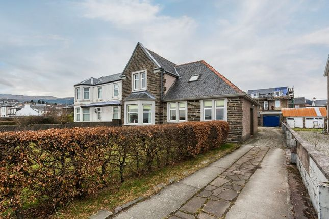 Thumbnail Property for sale in 37 Alexandra Parade, Dunoon