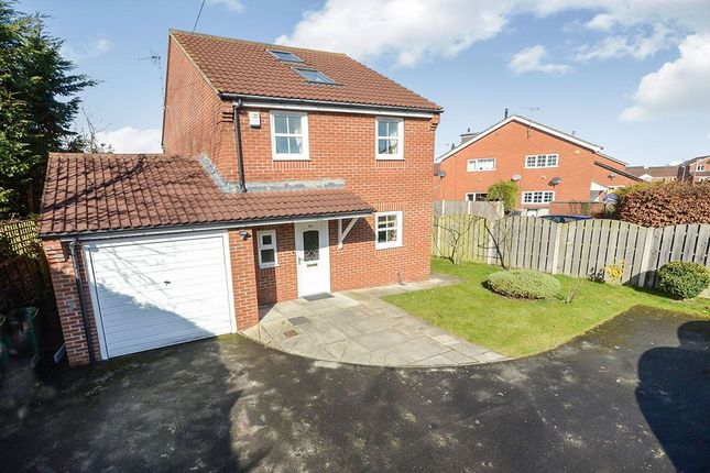 Thumbnail Detached house to rent in Strensall Road, Strensall, York