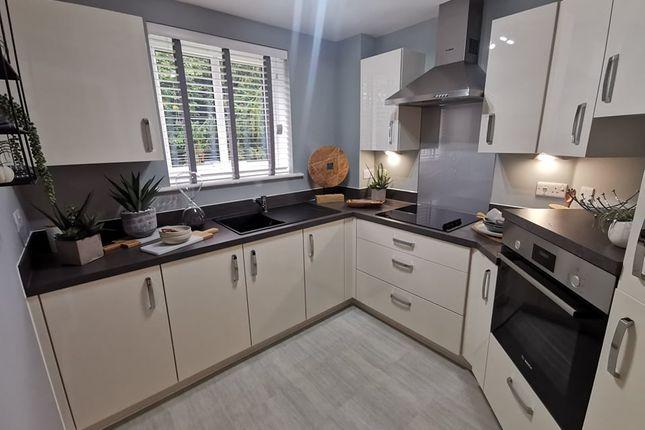 Thumbnail Flat to rent in Balshaw Court, Burlington Gardens, Leyland