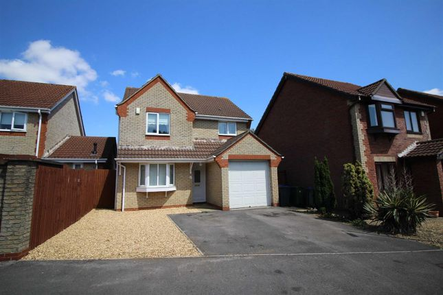 Thumbnail Detached house to rent in Saffron Meadow, Calne