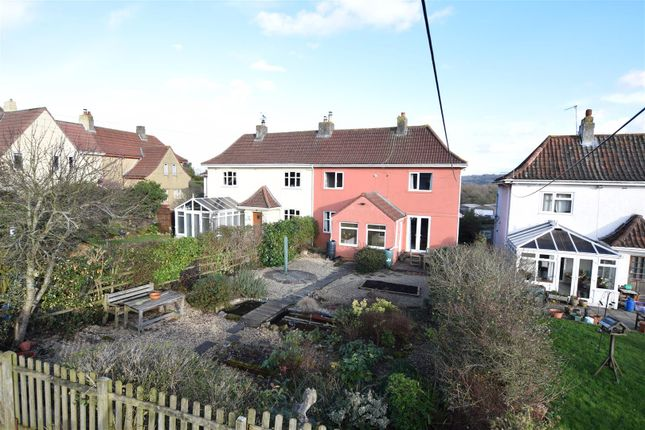 Thumbnail Semi-detached house for sale in Clevedon Road, Portishead, Bristol