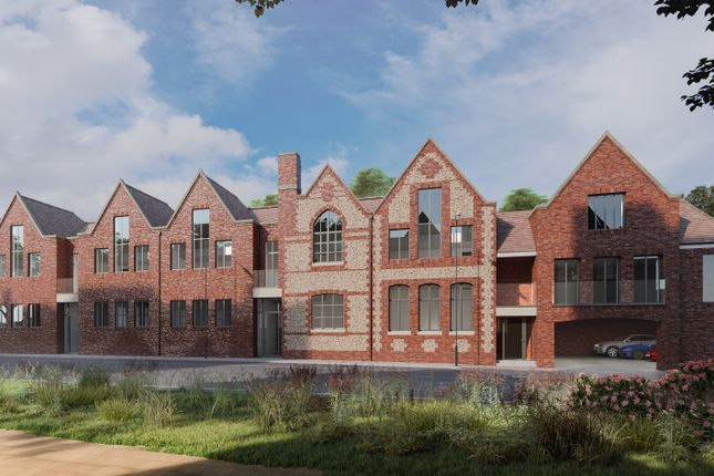 Thumbnail Flat for sale in Caxton House, Ham Road, Shoreham-By-Sea, West Sussex