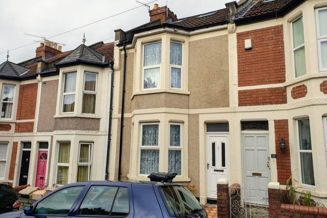 Thumbnail Terraced house to rent in Ashfield Road, Bedminster, Bristol