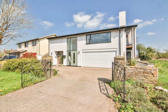 Thumbnail Detached house for sale in ., St. George's-Super-Ely, Cardiff