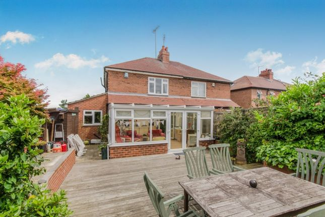 Thumbnail Semi-detached house to rent in Swanhill Lane, Pontefract