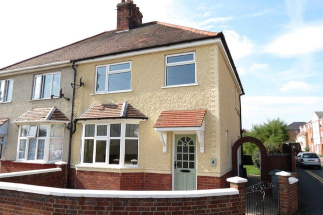 Thumbnail Semi-detached house to rent in Nowells Lane, Bourne, Peterborough