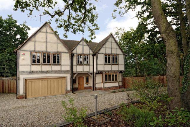 Detached house to rent in Virginia Water, Surrey