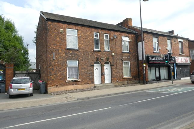 Thumbnail Flat for sale in Albert Road, Burnage, Manchester