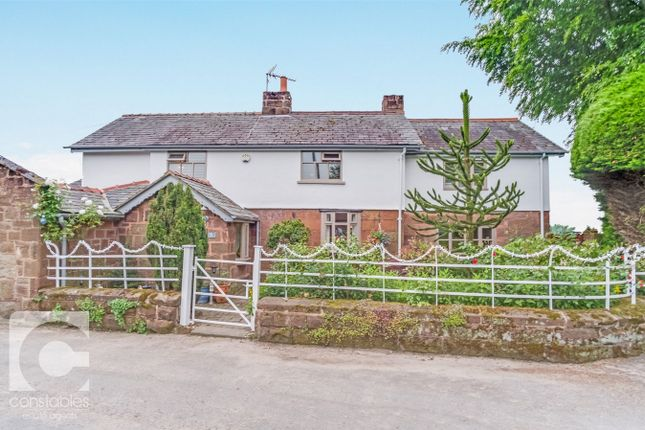 Thumbnail Detached house for sale in Puddington Lane, Burton, Neston, Cheshire