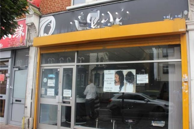 Retail premises for sale in High Road Leytonstone, London