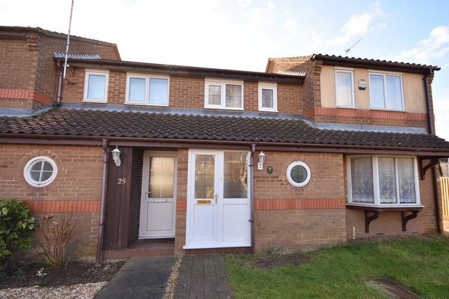 Thumbnail Terraced house for sale in St. Nicholas Close, Boston, Lincs
