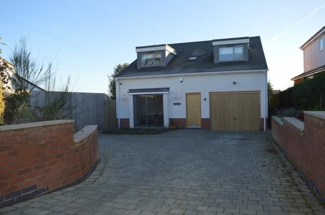 Thumbnail Detached house for sale in Upper Way, Upper Longdon, Staffordshire