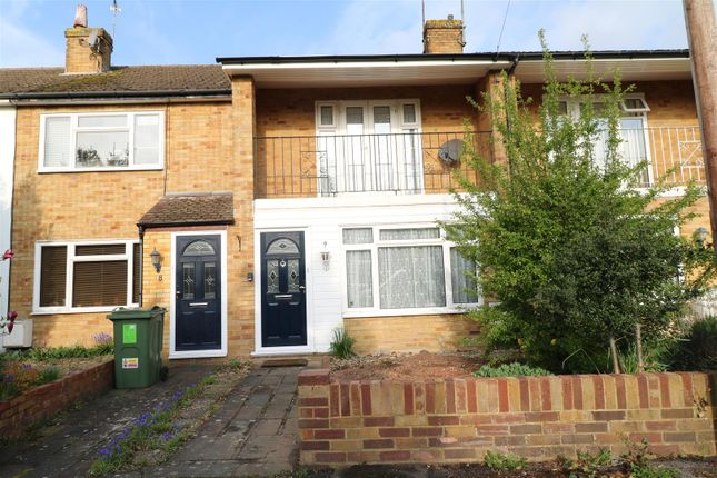 Thumbnail Terraced house to rent in Anthony Close, Dunton Green, Sevenoaks