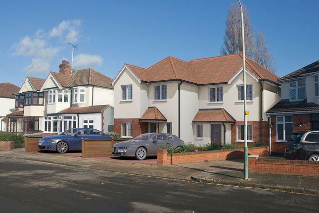 Thumbnail Semi-detached house for sale in Woodlands Road, Romford