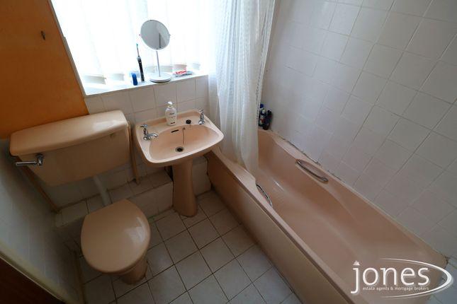 Bathroom of Newtown Avenue, Stockton On Tees TS19