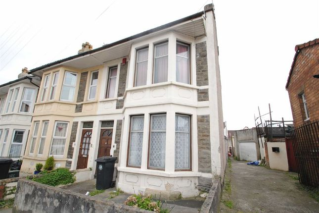 3 bed end terrace house for sale in Beverley Road, Horfield, Bristol