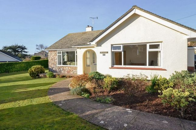 Thumbnail Bungalow for sale in Manor Vale Road, Galmpton, Brixham