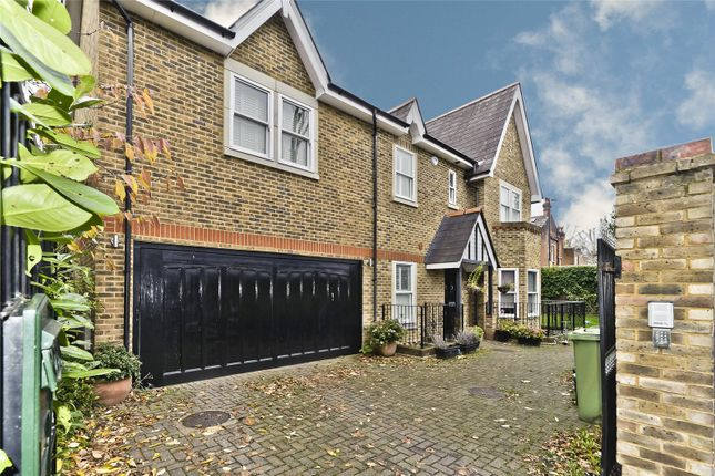 Thumbnail Detached house to rent in Ennerdale Road, Kew, Richmond, Surrey