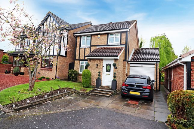 Thumbnail Detached house for sale in Brimston Close, Hartlepool