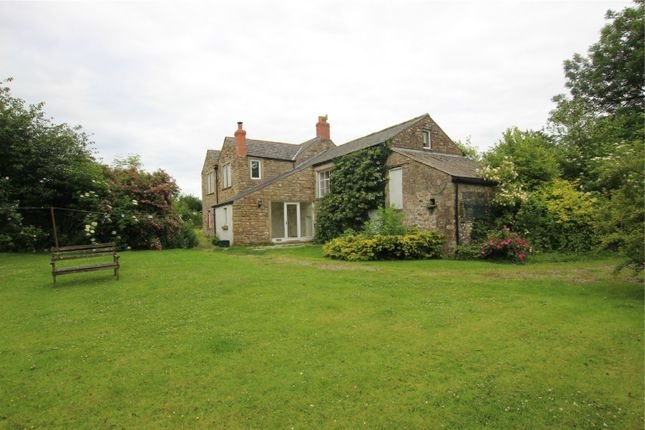 Thumbnail Detached house for sale in Low Town Farm, Upper Denton, Gilsland, Brampton