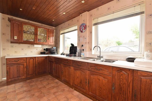 Thumbnail Bungalow for sale in Yew Tree Road, Charlwood, Horley, Surrey